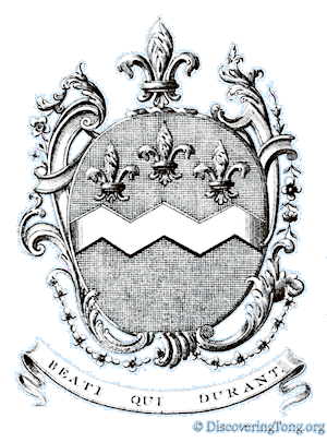 Beati Qui Durant - Crest of the Durants